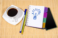 drink black coffee get idea - PhotoDune Item for Sale