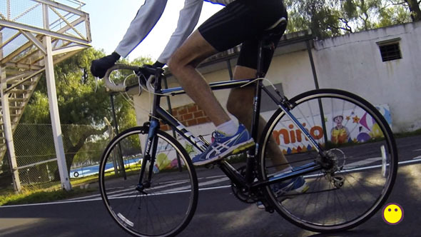 Road Bicycle Training Package 1