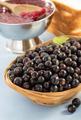 black currants in bowl - PhotoDune Item for Sale