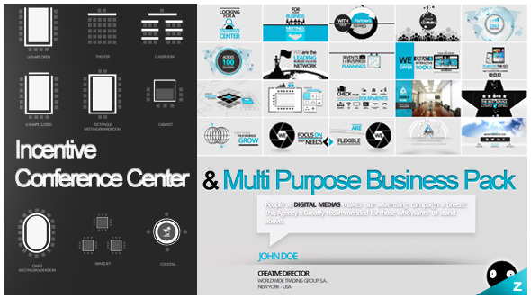 ICC Multi Purpose Business Video Pack