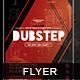 Dubstep Flyer Vol. 02 - GraphicRiver Item for Sale