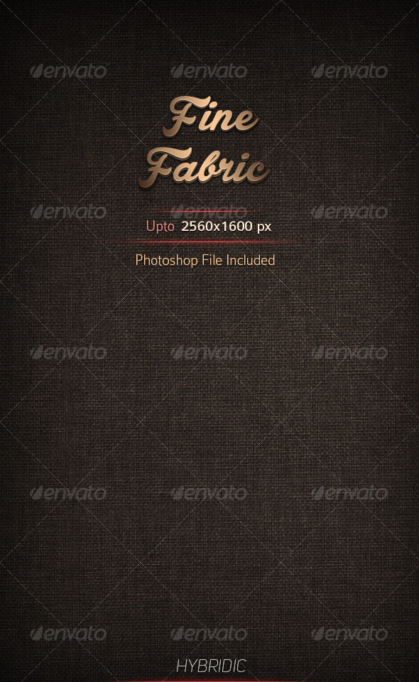 GraphicRiver Fine Fabric 8771956