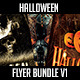 Halloween Flyer Bundle V1 - GraphicRiver Item for Sale