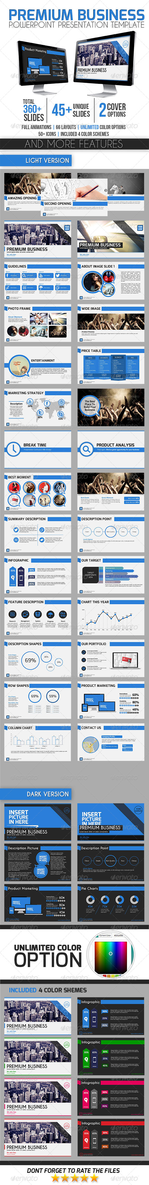 GraphicRiver Premium Business 8430397