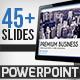 Premium Business  - GraphicRiver Item for Sale