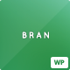 Bran - Multi/One-Page Business WordPress Theme