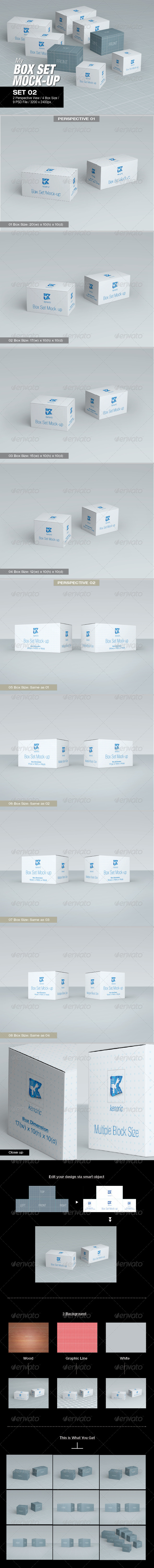 GraphicRiver MyBox Set Mock-Up 02 8772362