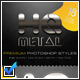HQ Premium Metal Styles - GraphicRiver Item for Sale