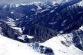 Top view on off-piste slope - PhotoDune Item for Sale