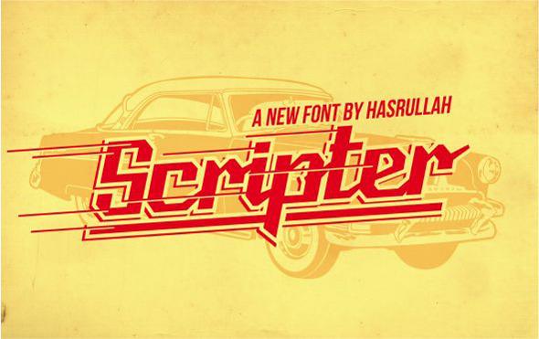 GraphicRiver Scripter 8775046