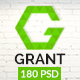 Grant | Multipurpose PSD Template - ThemeForest Item for Sale