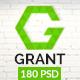 Grant   Multipurpose PSD Template - ThemeForest Item for Sale