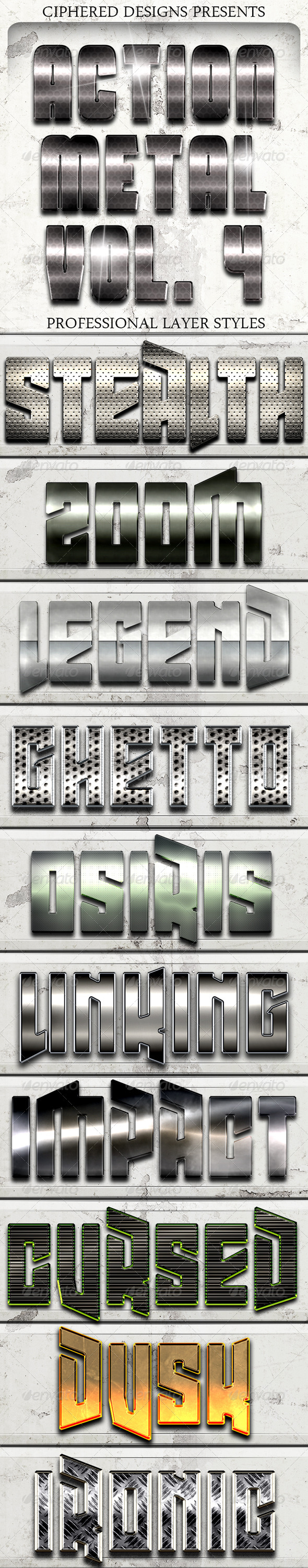 GraphicRiver Action Metal 04 Pro Text Effects 8775736