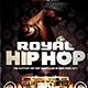 Royal Hip Hop Party Flyer - GraphicRiver Item for Sale