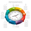 Business infographics template.  - PhotoDune Item for Sale