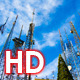 Transmitters Mount Wilson Los Angeles California  - VideoHive Item for Sale