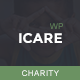 ICARE - Charity  <hr/> Nonprofit and Fundraising WordPress Theme&#8221; height=&#8221;80&#8243; width=&#8221;80&#8243;> </a> </div> <div class=