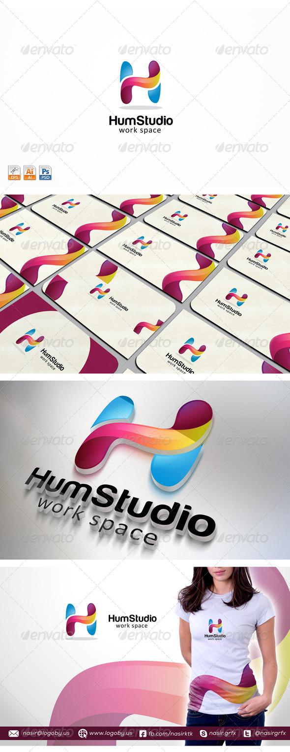 GraphicRiver H Logo 8776139