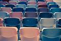 Retro Stadium Seats - PhotoDune Item for Sale