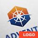 Advento Logo - GraphicRiver Item for Sale