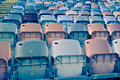 Retro Stadium Seats - PhotoDune Item for Sale