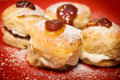 Freshly Baked Scones with Sprinkled Icing - PhotoDune Item for Sale