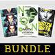 Party Flyer Template Bundle Vol. 8 - GraphicRiver Item for Sale
