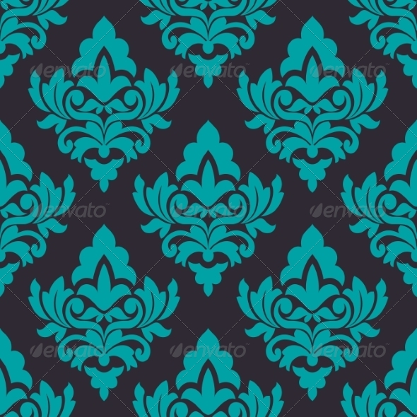 GraphicRiver Damask Pattern 8776977