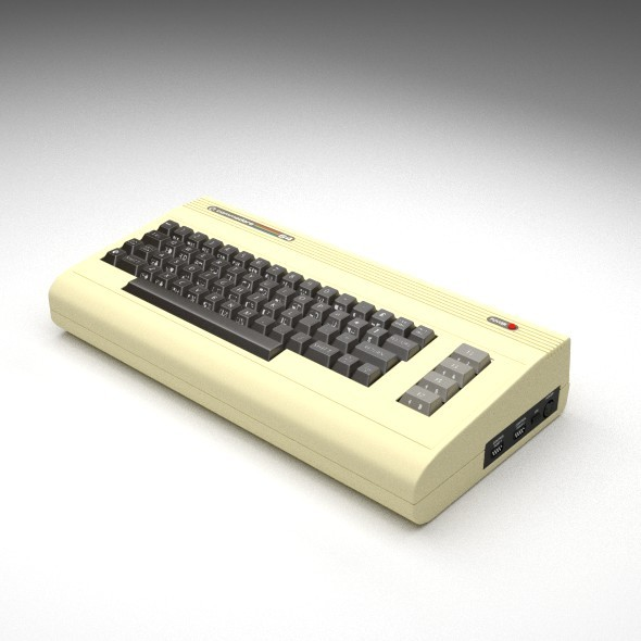 3DOcean Commodore 64 8776985
