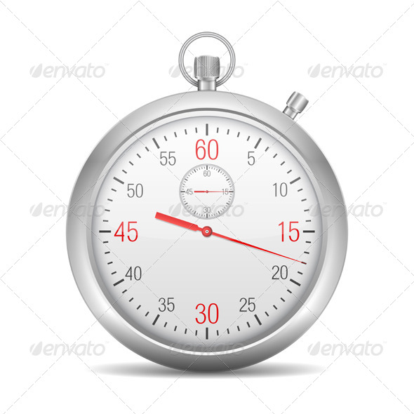 GraphicRiver Stopwatch 8777000