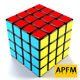 3D High Quality 4x4 Rubik's Cube Model