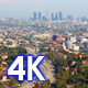 Los Angeles from Mulholland Drive - VideoHive Item for Sale