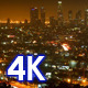 Hollywood Los Angeles Time Lapse At Night  - VideoHive Item for Sale