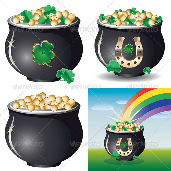 GraphicRiver Pot of Gold 8778014