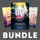 City Flyer Bundle Vol.09 - GraphicRiver Item for Sale