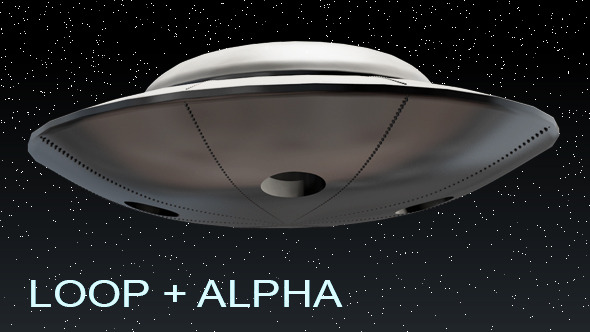 Hovering UFOs With Alpha