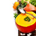 Pumpkin soup - PhotoDune Item for Sale
