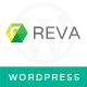 Reva - Responsive MultiPurpose WordPress Theme - ThemeForest Item for Sale