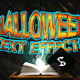 Halloween Text Effects - Cartoon Horror Styles - GraphicRiver Item for Sale