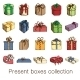 Present Boxes Collection.  - GraphicRiver Item for Sale