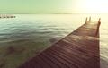 Boardwalk on the beach - PhotoDune Item for Sale