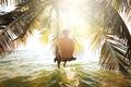 Man on the beach - PhotoDune Item for Sale