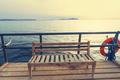 Boardwalk on beach - PhotoDune Item for Sale