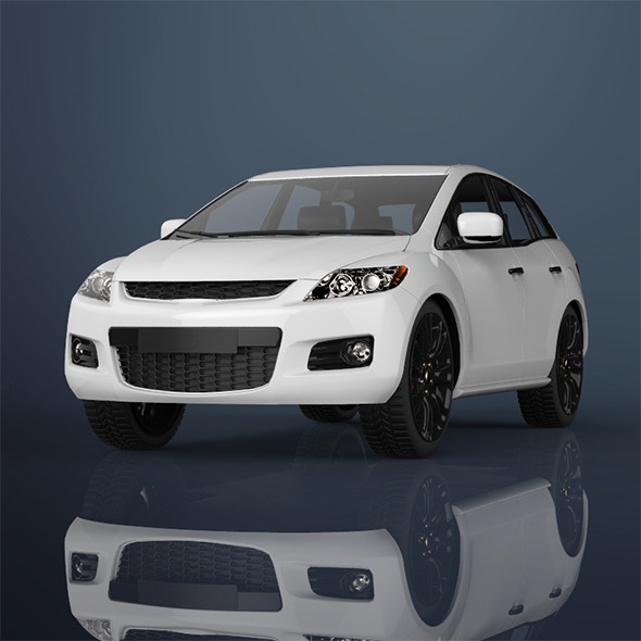 3DOcean Suv car 8779881