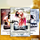 Cultural Themed Parties - Pack - GraphicRiver Item for Sale