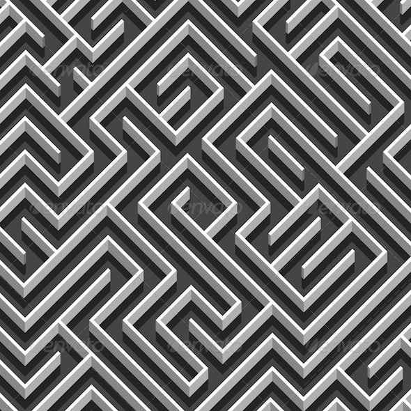 GraphicRiver Labyrinth Background 8780135