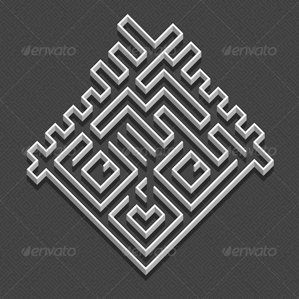 GraphicRiver Labyrinth Boy 8780775