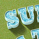 """Pool Style Text Effect"" - GraphicRiver Item for Sale"