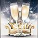 Glamorous Champagne - GraphicRiver Item for Sale