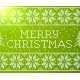 Merry Christmas Knitted Pattern - GraphicRiver Item for Sale